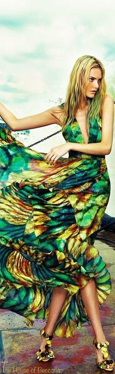 ~Caroline Trentini for Morena Rosa Summer 2013 Campaign | The House of Beccaria