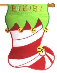 house flags christmas elf garden flags toddler outfits elves stockings socks elf pantyhose legs