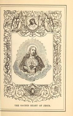 Art by Manual of the Sacred Heart, Thomas Kelly Publishers