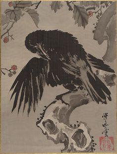 The Metropolitan Museum of Art - Crow in Tree