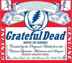 Grateful Dead/Budweiser