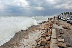 #OmanInPictures | Cyclone Chapala approaching Salalah. credit: ONA. see on Fb https://www.facebook.com/SinbadsOmanPocketGuide #Oman #TravelToOman #Travel
