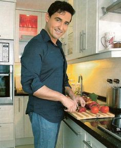 Carlos - il-divo Photo. He can cook for me anytime!