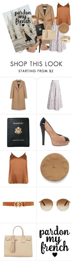 """""""Pardon My French"""" by sheelaht ❤ liked on Polyvore featuring Mulberry, A.W.A.K.E., Royce Leather, Louis Vuitton, Dsquared2, Gucci, Yves Saint Laurent, Valentino, travel and paris"""