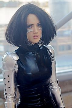 Battle Angel Alita. View more EPIC cosplay at http://pinterest.com/SuburbanFandom/cosplay/