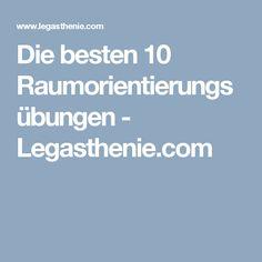 Die besten 10 Raumorientierungsübungen - Legasthenie.com