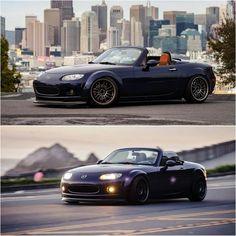 👌 / Photo by: 👍 Mx5 Nc, Mazda Roadster, Girly Car, Thing 1, Mazda Miata, Jdm Cars, Car Photos, Peugeot, Dream Cars