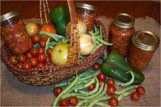 ¿Qué podemos hacer para seguir disfrutando de frutas, verduras y hortalizas fuera de temporada? Como hacían nuestras abuelas: ¡haciendo conservas!
