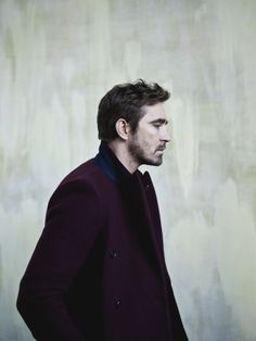 Lee Pace [Photographed by Van Sarki for Interview Magazine, November 2014]