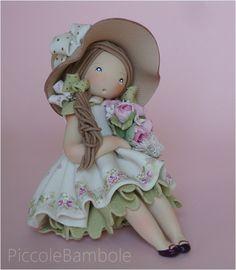 piccolebambole.blogspot.com  porcellana fredda - pasta di mais