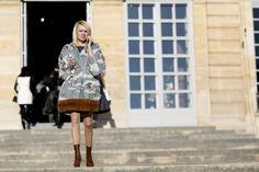 Paris Couture Fashion Week Street Style SS16