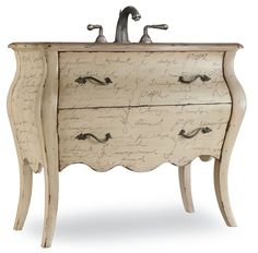 Cole + Co. Romantique Vanity