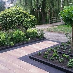 Opgeleverde tuinen - Postmus sierbestrating