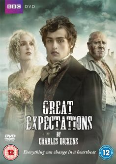 Great Expectations(2011)-    Probably the most beautiful adaptation of the Dickens classic that I've seen.  Ray Winstone, Gillian Anderson and Douglas Booth were magnificent, as was the costuming and script adaptation.  I look forward to it coming to American PBS stations in April 2012.