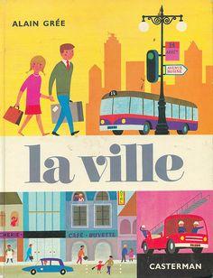 """Alain Grée   """"La ville"""" by maptitefabrique"""