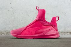 """The PUMA Fierce Gets a Neon Rework In New """"Bright"""" Pack"""