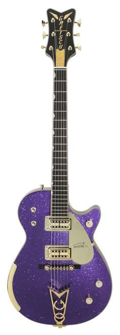 Gretsch Masterbuilt 59 Grape Sparkle