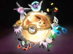 Eevee-lution Ball