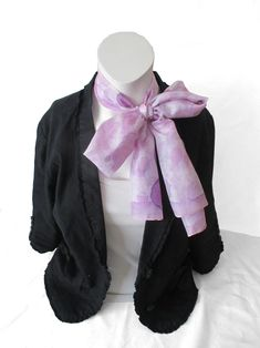 This unique artwork has been handpainted on a 100% silk scarf which is sumptuously soft and light to wear. With pale purple spots and flecks, the light natural fabric keeps you warm in winter and cool in summer meaning it is an ideal gift for any loved one. Purple Scarves, Silk Scarves, Important People, Gifts For Mum, Deep Purple, Feminine, Hand Painted, Trending Outfits, Fabric