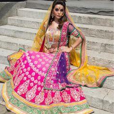 :) Indian bridal