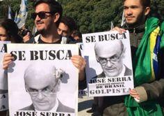 G.H.: Psicólogos de 17 países protestam contra o golpe n...