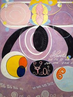 Abstract Alchemy: Hilma af Klint