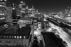 From Pitchers - Melbourne by Night