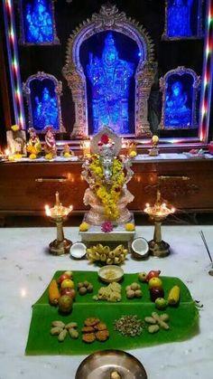 Diwali Decorations, Festival Decorations, Wedding Decorations, Pooja Rooms, Hindus, Lord Ganesha, Indian Ethnic, Dream Homes, Goddesses