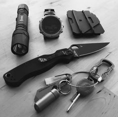 What are your EDC essentials?