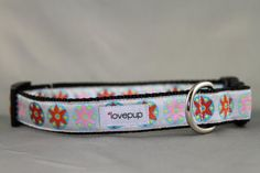 Ornamental Dog Collar by Lovepup (my talented sister)!