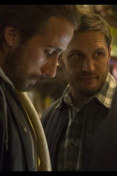 Tom Hardy and Matthias Schoenaerts - The Drop (two of my favorites)