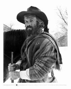 Jeremiah Johnson - my husband's favorite movie. I've watched it a million times and I never get tired of Robert Redford with a beard. AW