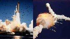 ACCADDE OGGI: il Disastro dello Space Shuttle Challenger - VIDEO ACCADDE OGGI IL DISASTRO DELLO SPACE SHUTTLE CHALLENGER: il disastro dello Space Shuttle Challenger avvenne la mattina del 28 gennaio 1986 alle ore 11:39 EST, quando lo Space Shuttle Challenger fu distrutto dopo 73 secondi di volo (all'inizio della missione STS-51-L, la 25ª missione del programma STS e il 10º volo del Challenger) a causa di un guasto a una guarnizione, un O-ring, nel segmento inf #oggi #video