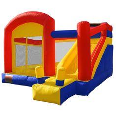 Super Slide Bounce House Jumper Castle Bouncer Inflatable Only