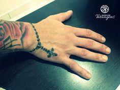 Terço no pulso  - Foto #3525 - Mundo das Tatuagens