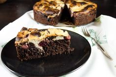 Brownie meets Cheesecake Torte