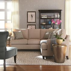 Home > Living Room > Sofa Sectional > HGTV Home Furniture Collection ...