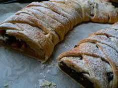 Strudel, Amazing Cakes, Rum, Food And Drink, Bread, Cooking, Fotografia, Diet, Recipes