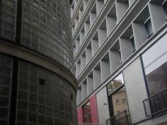 Cité de Refuge - Le Corbusier