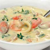 Free seafood chowder recipe. Try this free, quick and easy seafood chowder recipe from countdown.co.nz.