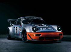 RWB custom Porsche