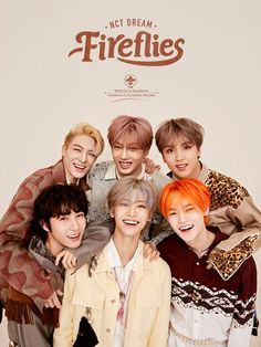 Nct dream 'Fireflies' is a collaboration track with the Global Scout Foundation and it's an up-tempo electro dance-pop song with impressive guitar riffs and rhythmical synth, accompanied by English lyrics. Nct 127, Mtv, Haikyuu, Ntc Dream, Pre Debut, Jeno Nct, Na Jaemin, Winwin, K Idols