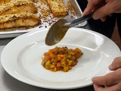 Ratatouille Recipe : Robert Irvine : Recipes : Food Network