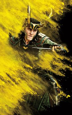 Marvel concept artist Charlie Wen reveals a never-before-seen extravagant costume design for Loki that Tom Hiddleston wasn't able to wear. Loki Thor, Marvel Avengers, Tom Hiddleston Thor, Marvel Dc Comics, Marvel Heroes, Marvel Characters, Marvel Movies, Captain Marvel, Loki Laufeyson