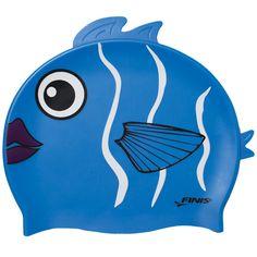 Animal Head Swim Cap (Kid-Sized)