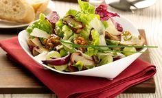 Salat mit gebratenen Steinpilzen | Knorr