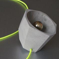 minimum - Selected Design — Beton Lampe