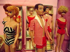 1950 Ken Doll | 1950s Barbie and Ken