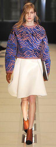 Paris Fashion Week Fall 2012 / Photo by Anthea Simms