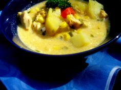 Finnish Recipes, Cheeseburger Chowder, Soups, Red Peppers, Soup